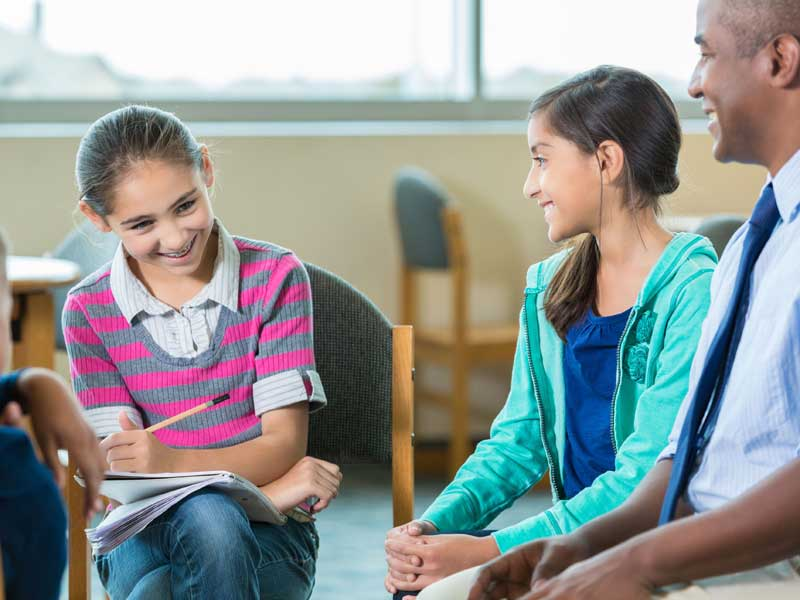 School Based Counselling and Emotional Support